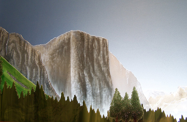 Yosemite Closeup